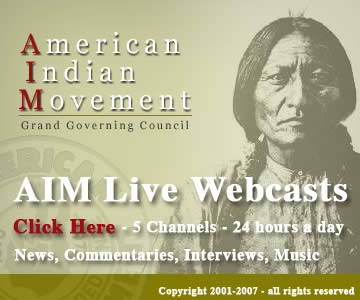 native issues, indian issues, indian rights, american indian news, aim